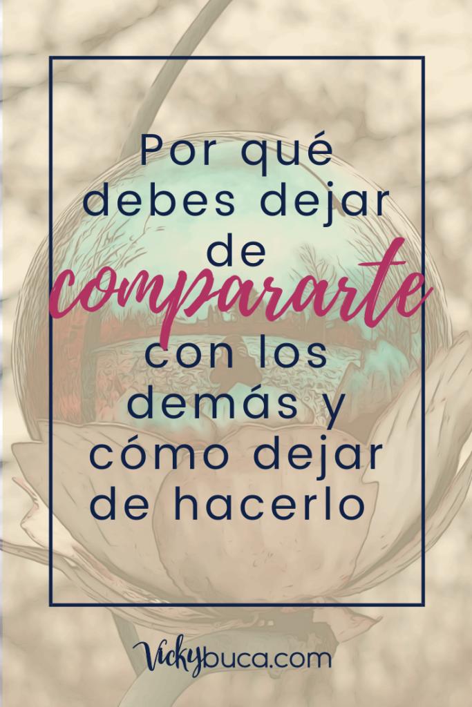 Por qué debes dejar de compararte con los demás y cómo dejar de hacerlo
