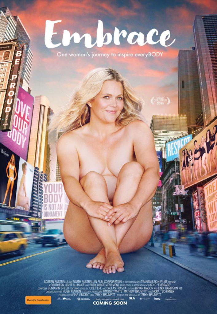 """""""Embrace"""" una serie de Netflix que todos debemos ver"""