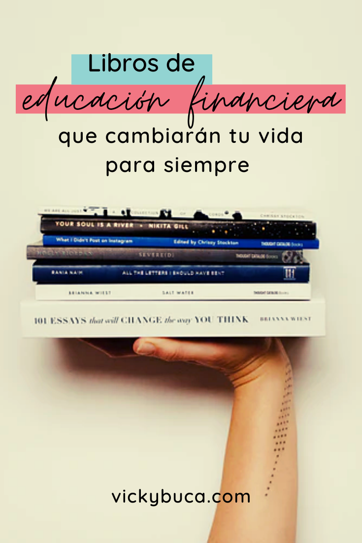 Libros de EDUCACION FINANCIERA